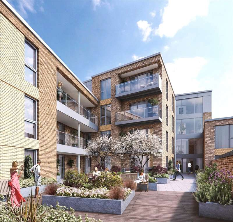 1 Bedroom Flat for sale in Prime Place Kensal Rise, Chamberlayne Road, London, W10
