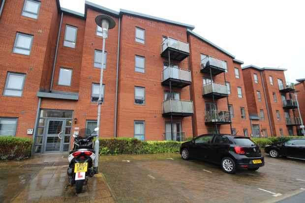 2 Bedrooms Apartment Flat for sale in Bouverie Court, Leeds, West Riding, LS9 8LB