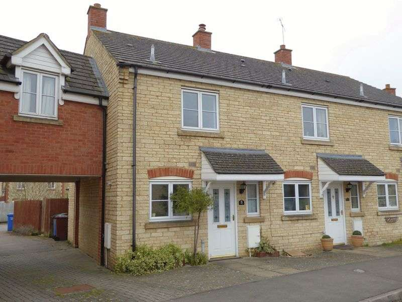 2 Bedrooms Terraced House for sale in Mallards Way, Bicester