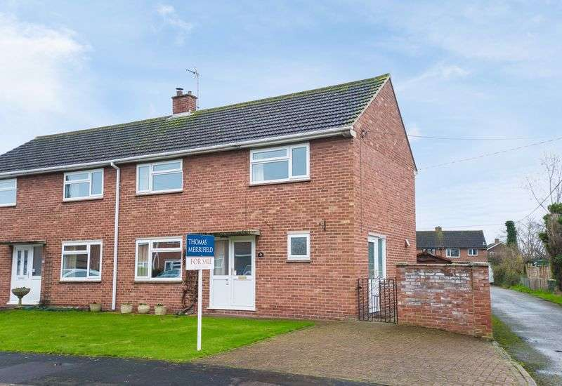 3 Bedrooms Semi Detached House for sale in North Drive, Grove