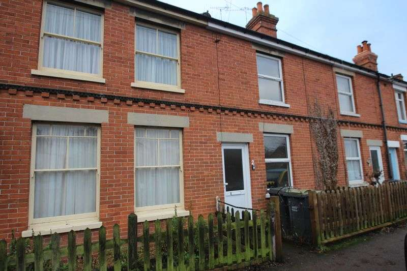 2 Bedrooms Terraced House for sale in Stafford Road, Tonbridge