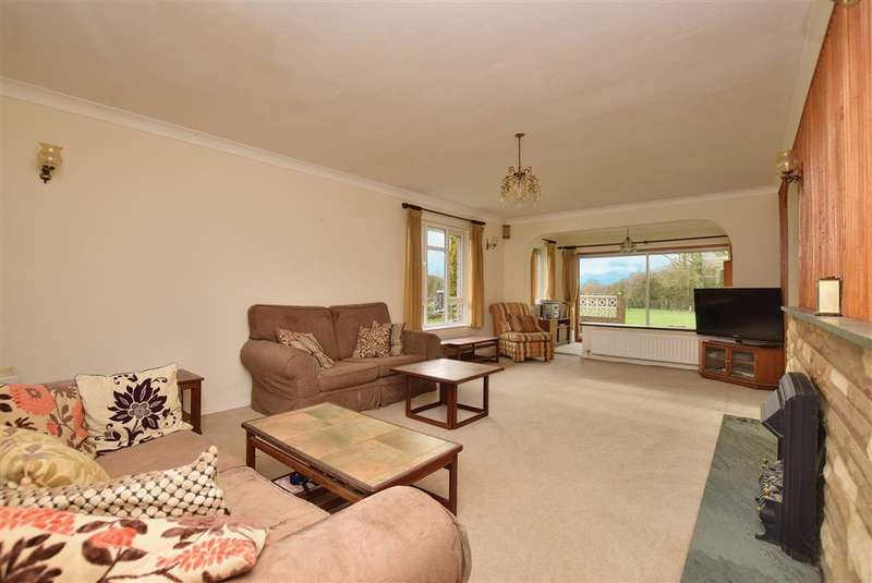 5 Bedrooms Detached House for sale in Shrub Hill Road, Chestfield, Whitstable, Kent