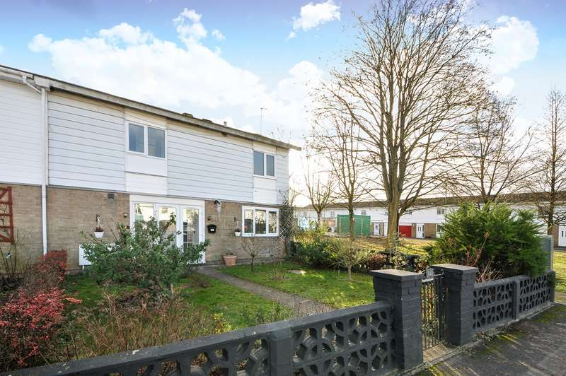 4 Bedrooms End Of Terrace House for sale in Abbey Road, Basingstoke, RG24