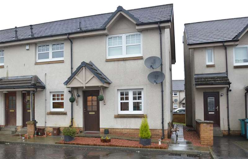 2 Bedrooms Apartment Flat for sale in Crownhill Court, Airdrie