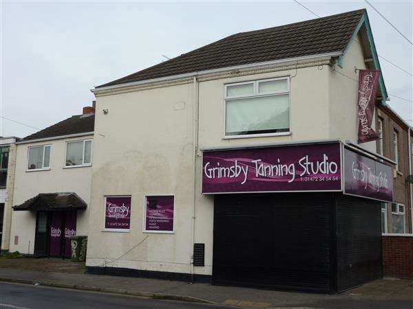 1 Bedroom Apartment Flat for sale in ALEXANDRA ROAD, GRIMSBY