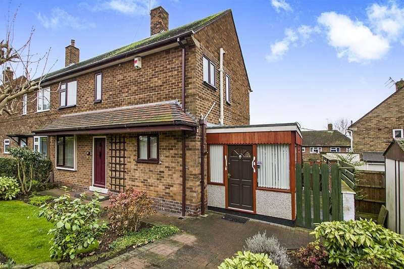 3 Bedrooms Property for sale in Seagrave Road, Nottingham, NG8