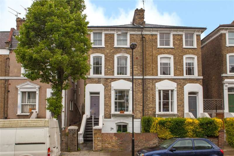 2 Bedrooms Apartment Flat for sale in Shaftesbury Road, Crouch End Borders, London, N19