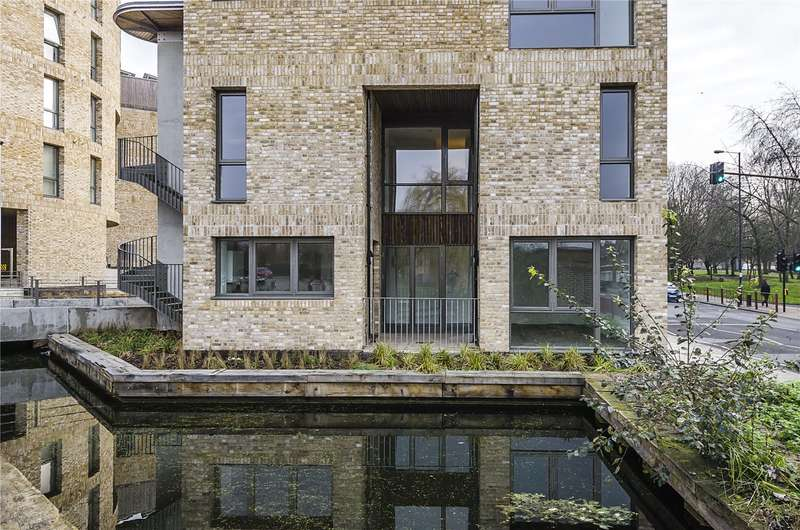 3 Bedrooms Flat for sale in Spring, Stonebridge Park, Brent, London, NW10