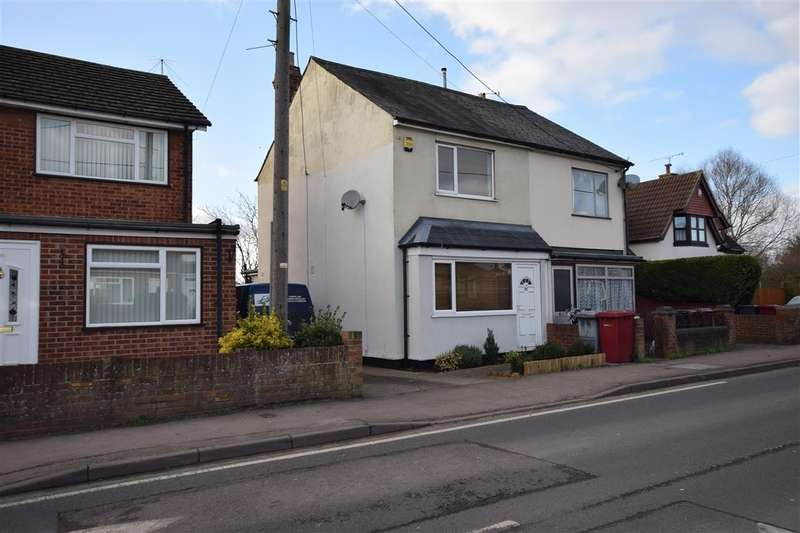 2 Bedrooms Semi Detached House for sale in Whitley Wood Lane, Reading, RG2
