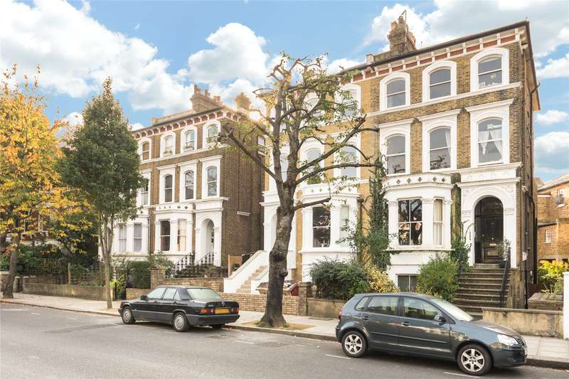 3 Bedrooms Maisonette Flat for sale in St Quintin Avenue, London, W10