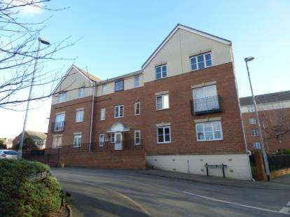 2 Bedrooms Flat for sale in Barrass Yard, Thornes, West Yorkshire, Wakefield