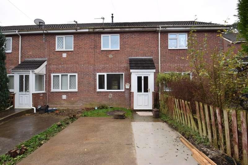 2 Bedrooms Terraced House for sale in 3 Westward Close, Llangewydd Court, Bridgend, Bridgend County Borough, CF31 4XD.