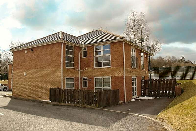 2 Bedrooms Flat for sale in 4 Crompton Gate, Shaw
