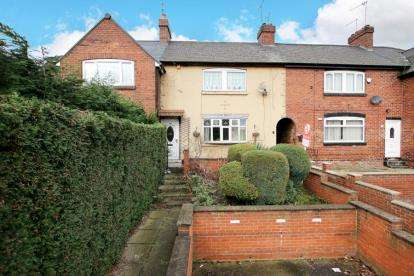 3 Bedrooms Terraced House for sale in North Road, Rotherham, South Yorkshire