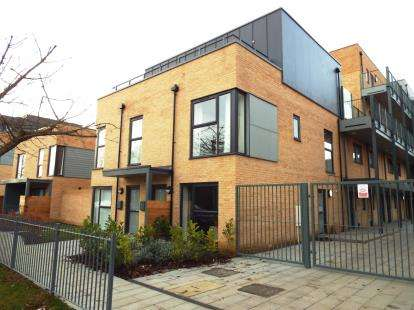 2 Bedrooms Flat for sale in Rustat Road, Cambridge, Cambridgeshire