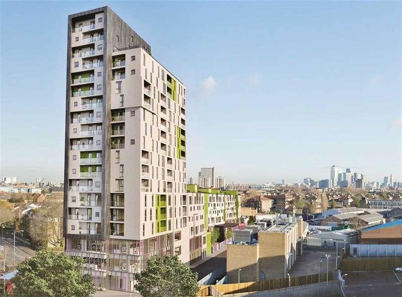 2 Bedrooms Property for sale in Bermondsey Works, Bermondsey, London