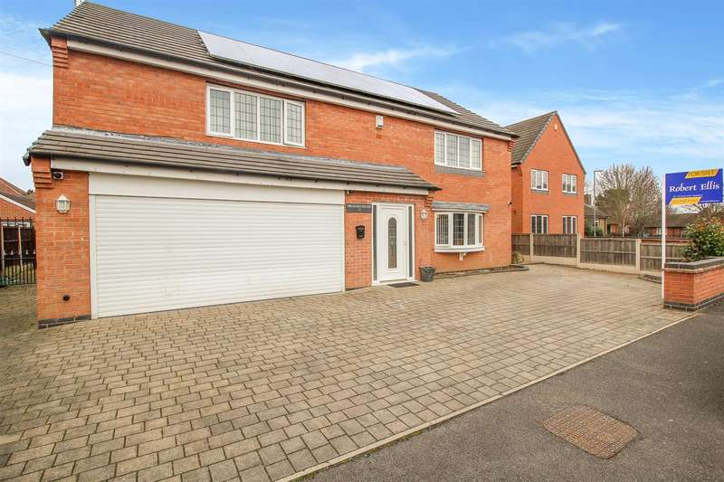 5 Bedrooms House for sale in Charles Avenue, Sandiacre, Nottingham