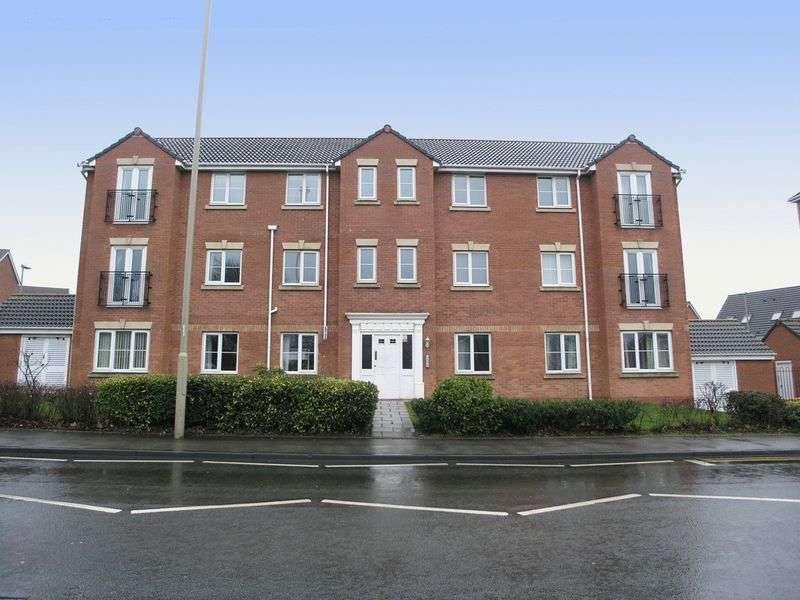 2 Bedrooms Flat for sale in BRIERLEY HILL, Moor Street
