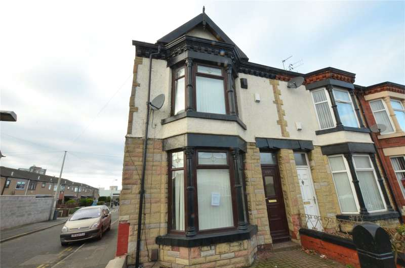 4 Bedrooms End Of Terrace House for sale in Hawthorne Road, Bootle, L20