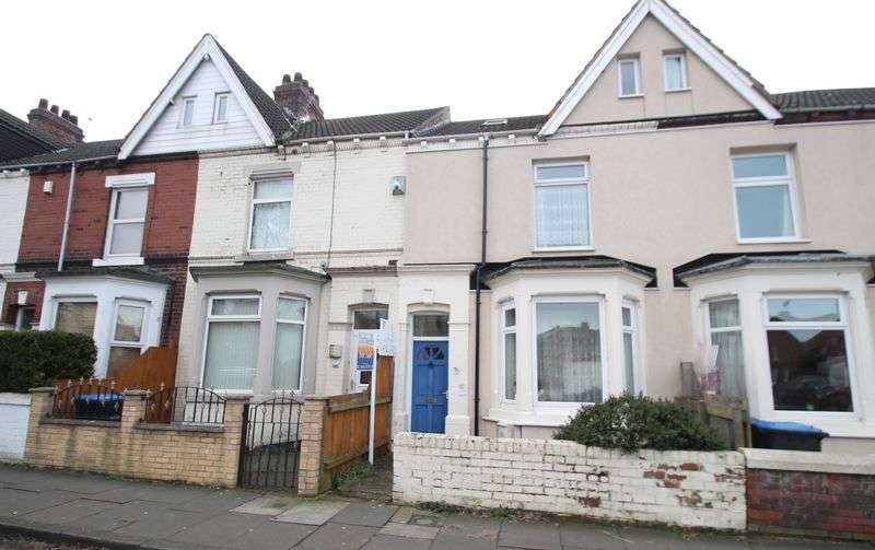 4 Bedrooms Terraced House for sale in Westbourne Grove, North Ormesby