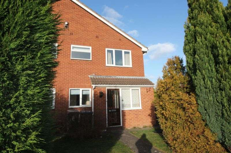 1 Bedroom Semi Detached House for sale in Mercia Drive, Leegomery, Telford