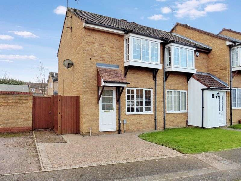 2 Bedrooms House for sale in Tennyson Avenue, Dunstable