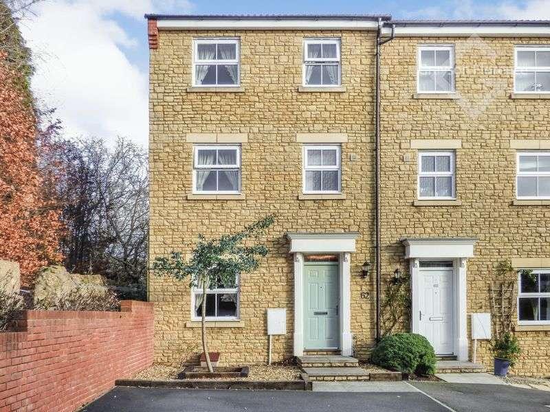 4 Bedrooms Semi Detached House for sale in Corbin Road, Trowbridge