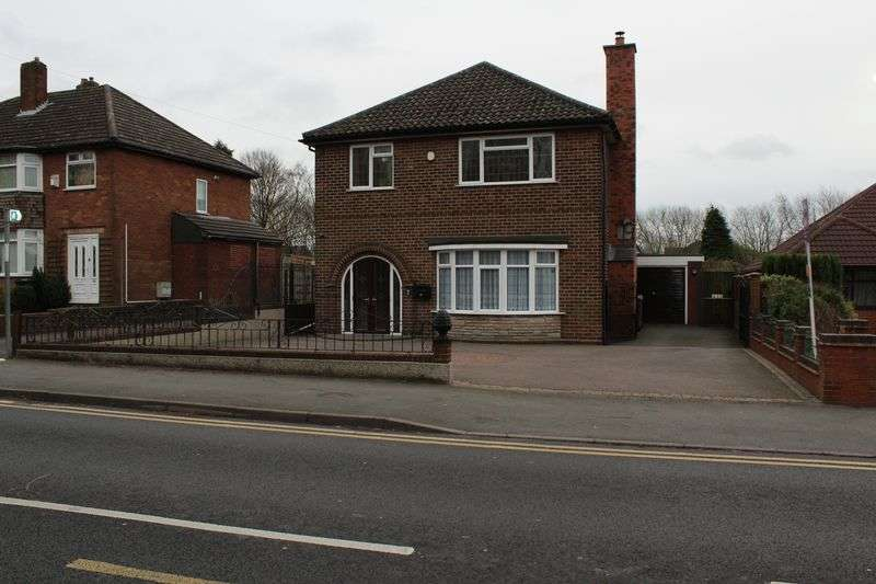 3 Bedrooms Detached House for sale in Pelsall road,