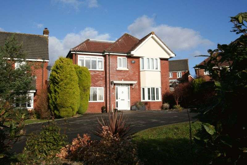 5 Bedrooms Detached House for sale in Prince Of Wales Drive, Cardiff