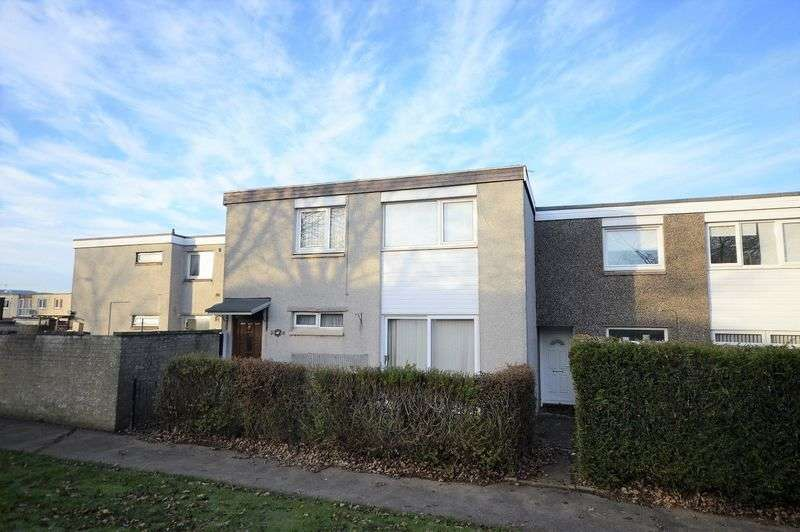 2 Bedrooms Terraced House for sale in Cawdor Drive, Tanshall, Glenrothes