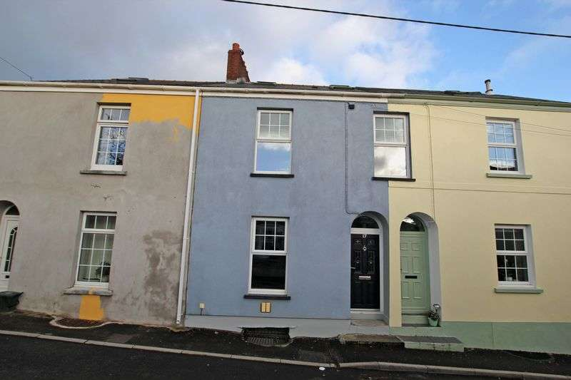 4 Bedrooms Terraced House for sale in Picton Place, Carmarthen