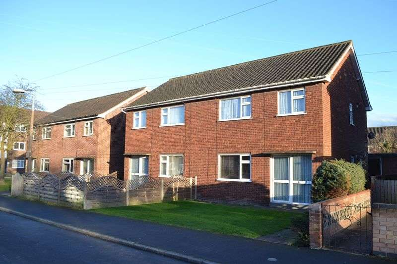 3 Bedrooms Semi Detached House for sale in Overton Court, Barton-Upon-Humber