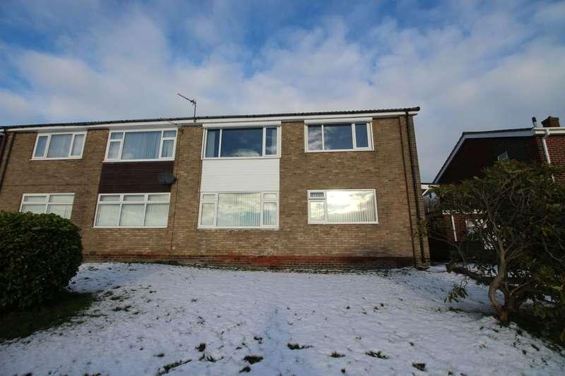 2 Bedrooms Flat for rent in Stephenson Way, Blaydon-On-Tyne, NE21