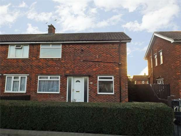 3 Bedrooms Semi Detached House for sale in Carlton Moor Crescent, Darlington, Durham