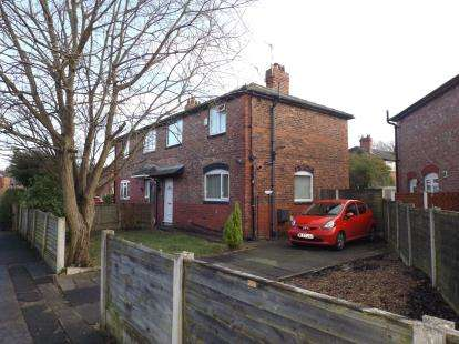 3 Bedrooms Semi Detached House for sale in Overlea Drive, Manchester, Greater Manchester, Uk