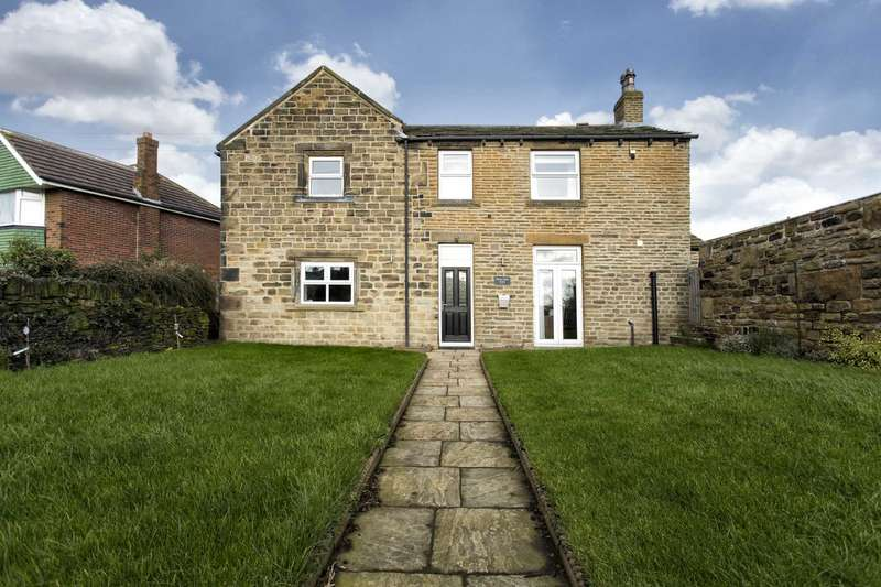 5 Bedrooms Detached House for sale in Manor Farm, 225 Soothill Lane, Soothill, Batley, WF17 6EX