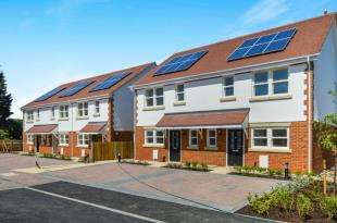 3 Bedrooms House for sale in The Brewers, 1-8 Brewers Close, Lydd, Romney Marsh