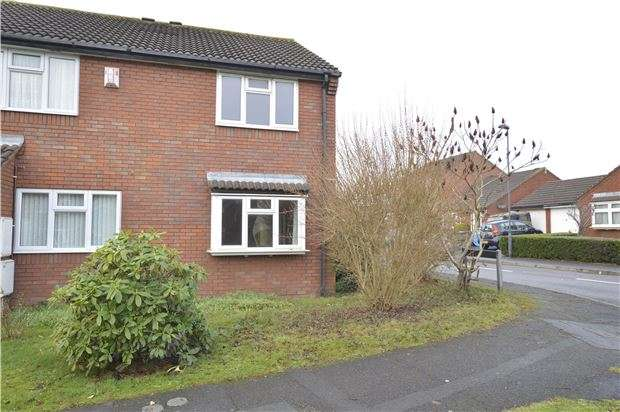 2 Bedrooms Semi Detached House for sale in Cheshire Close, Yate, BRISTOL, BS37 5TQ