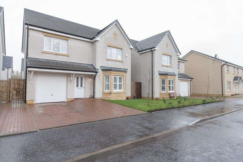 4 Bedrooms Detached House for sale in Bissett Place, Bathgate, EH48 2XR