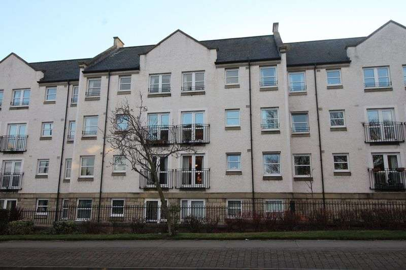 1 Bedroom Flat for sale in Sandford Gate, Halley's Court, Kirkcaldy