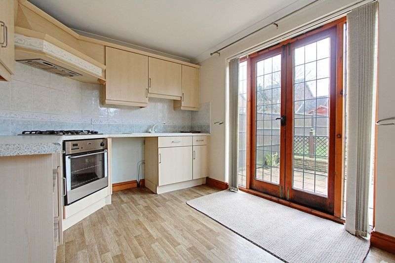 2 Bedrooms Semi Detached House for sale in The Brambles, Barrow-Upon-Humber