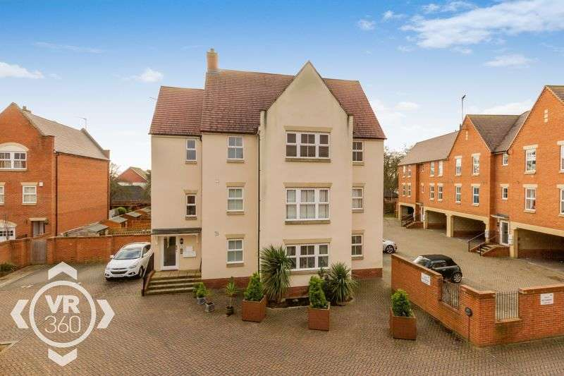 2 Bedrooms Flat for sale in Ock Bridge Place, Abingdon