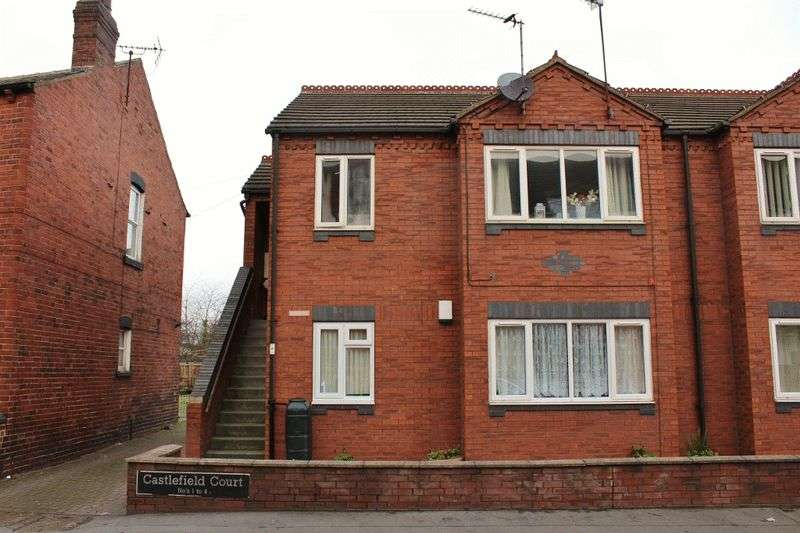 2 Bedrooms Flat for sale in Cambridge Street, Castleford