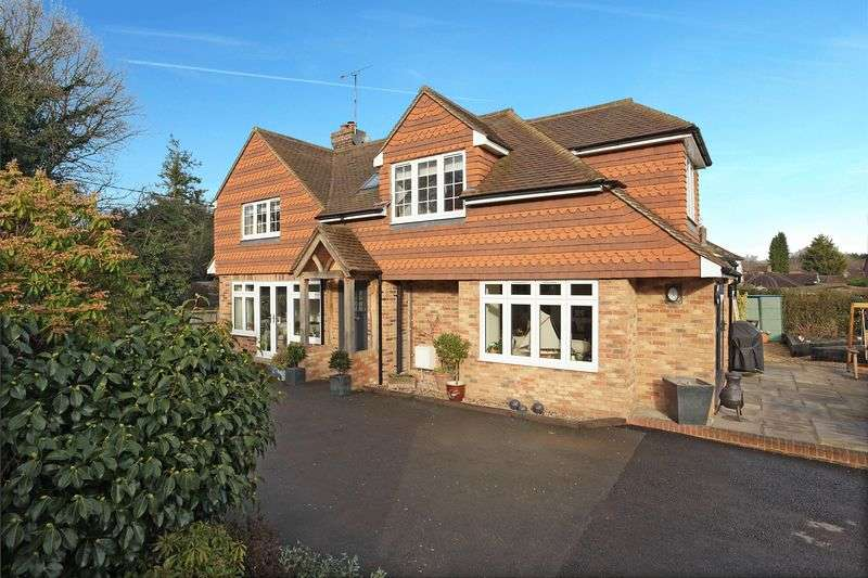 3 Bedrooms House for sale in Coopers Green, Uckfield, East Sussex