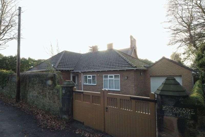 3 Bedrooms Detached Bungalow for sale in Noctorum Lane, Noctorum, Wirral