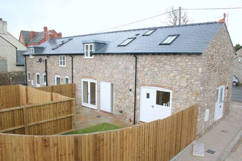 3 Bedrooms Semi Detached House for sale in North Street, Caerwys
