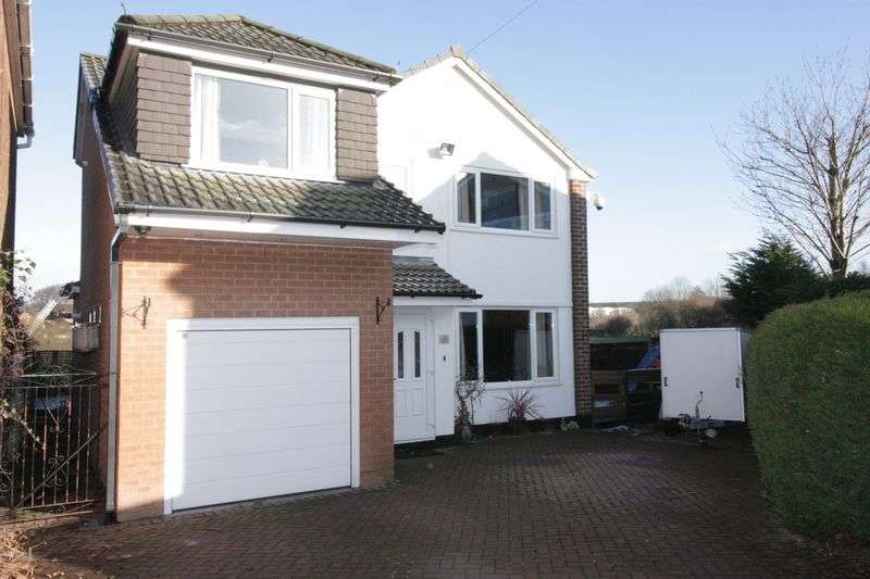 4 Bedrooms Detached House for sale in Melton Drive, Bury