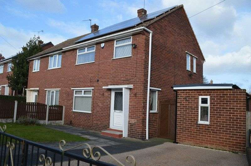 3 Bedrooms Semi Detached House for sale in Arnside Crescent, Castleford