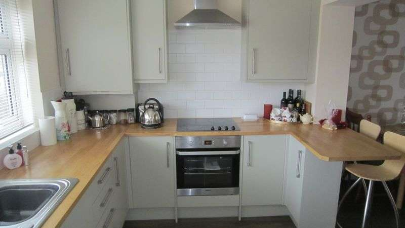 2 Bedrooms Terraced House for sale in Faulconbridge Avenue, Eastern Green, Coventry