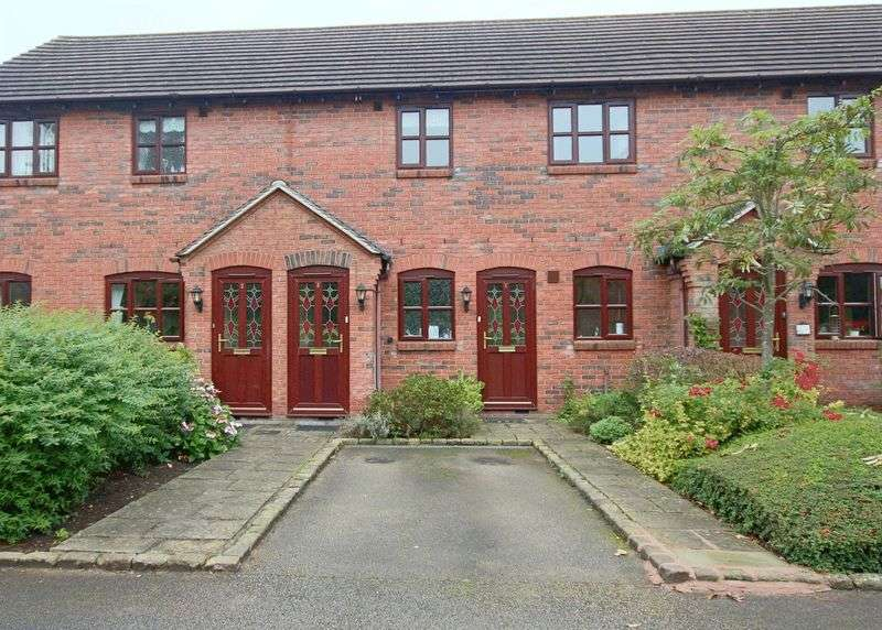 1 Bedroom Flat for sale in Chestnut Drive, Yarnfield, Stone